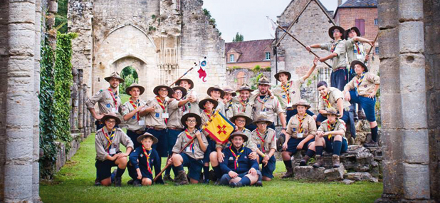 Scout-Normandia-